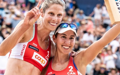 Gstaad champs bite the dust in Vienna
