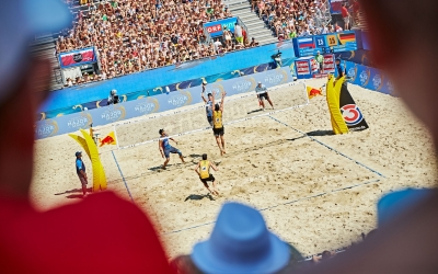 Young stars on fire in #KlagenfurtMajor heat!