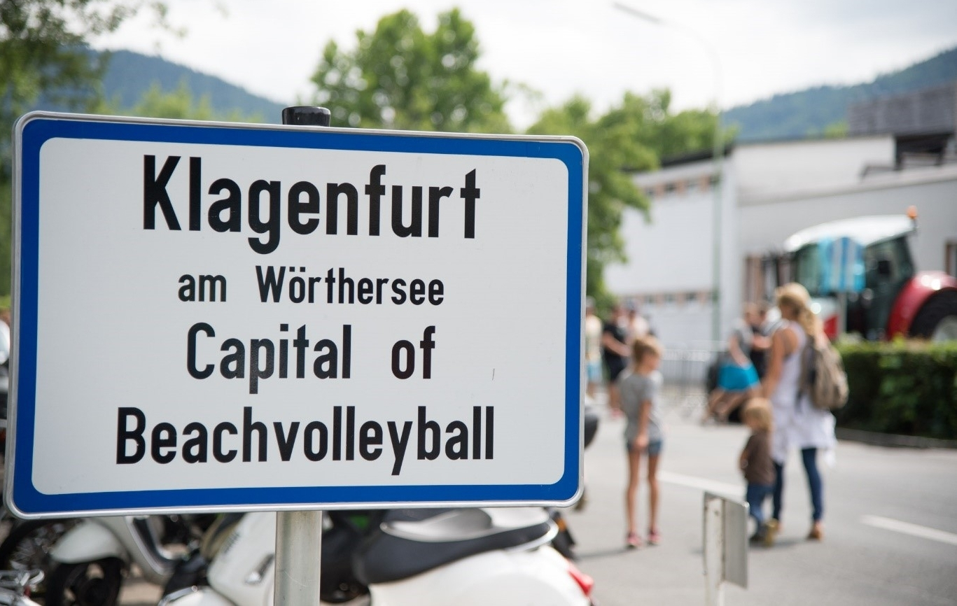 The capital of beach volleyball awaits! Photocredit: Bernhard Horst.